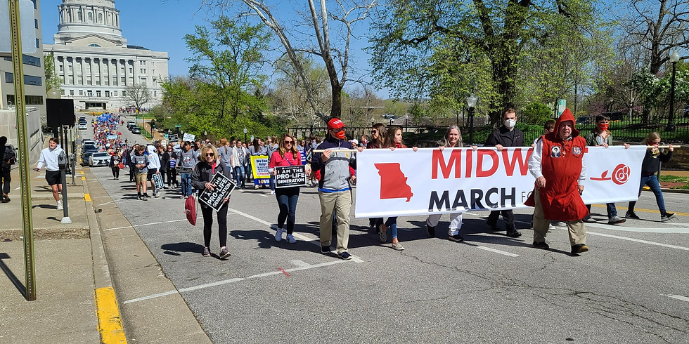 2022 Midwest March for Life