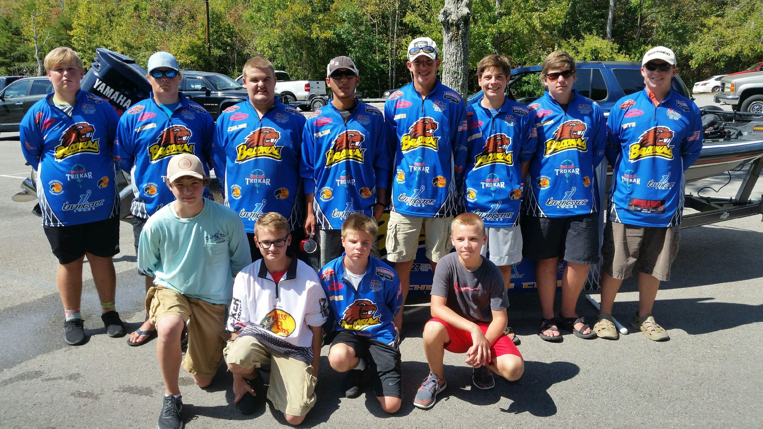 2016 Karns High School Bass Club