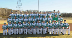 2015 Rhea County HS Baseball Team