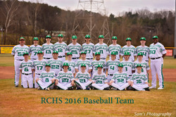 Rhea County High School Baseball
