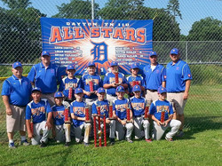11U District Champions