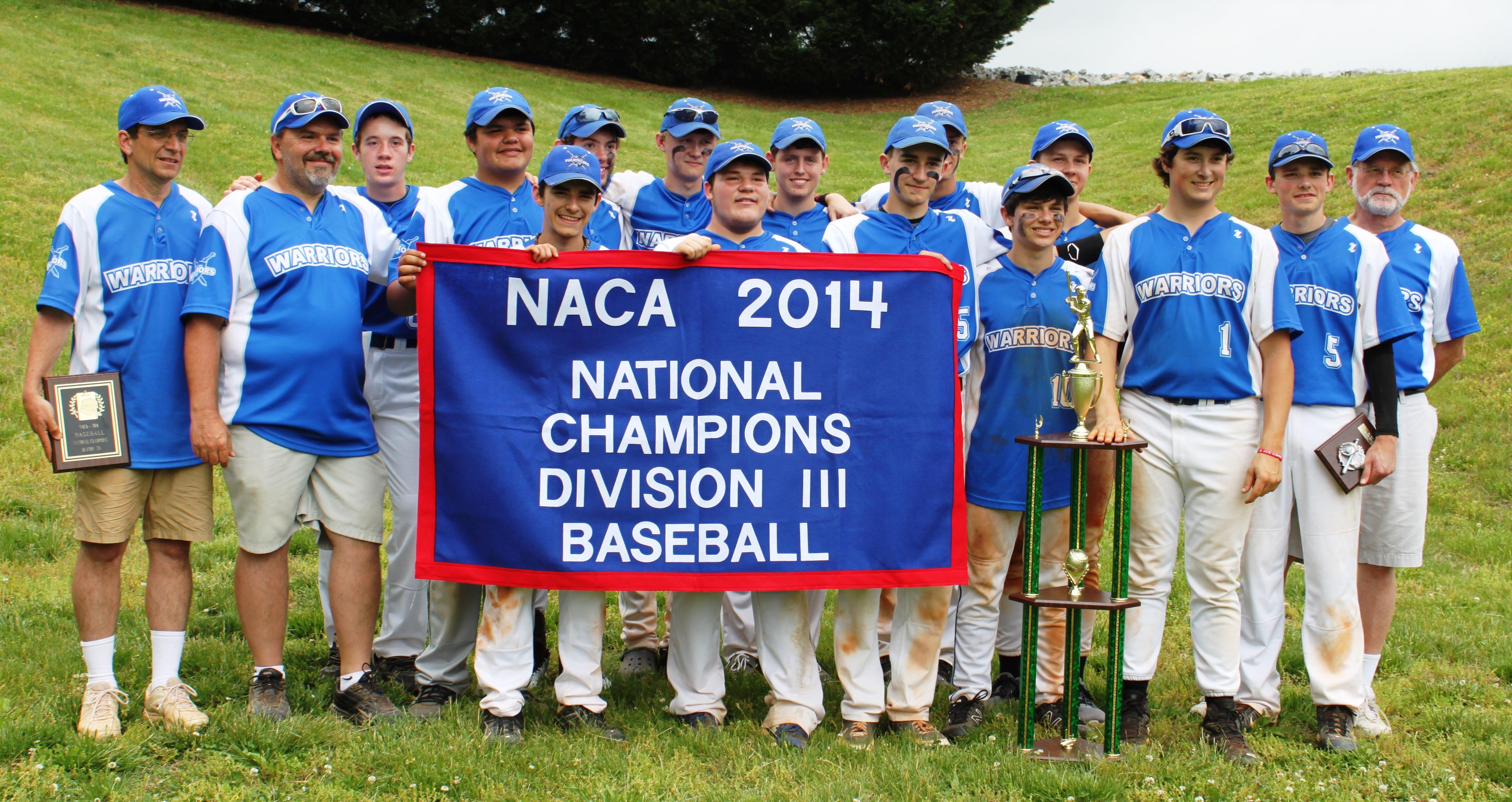 NACA Champions 2014