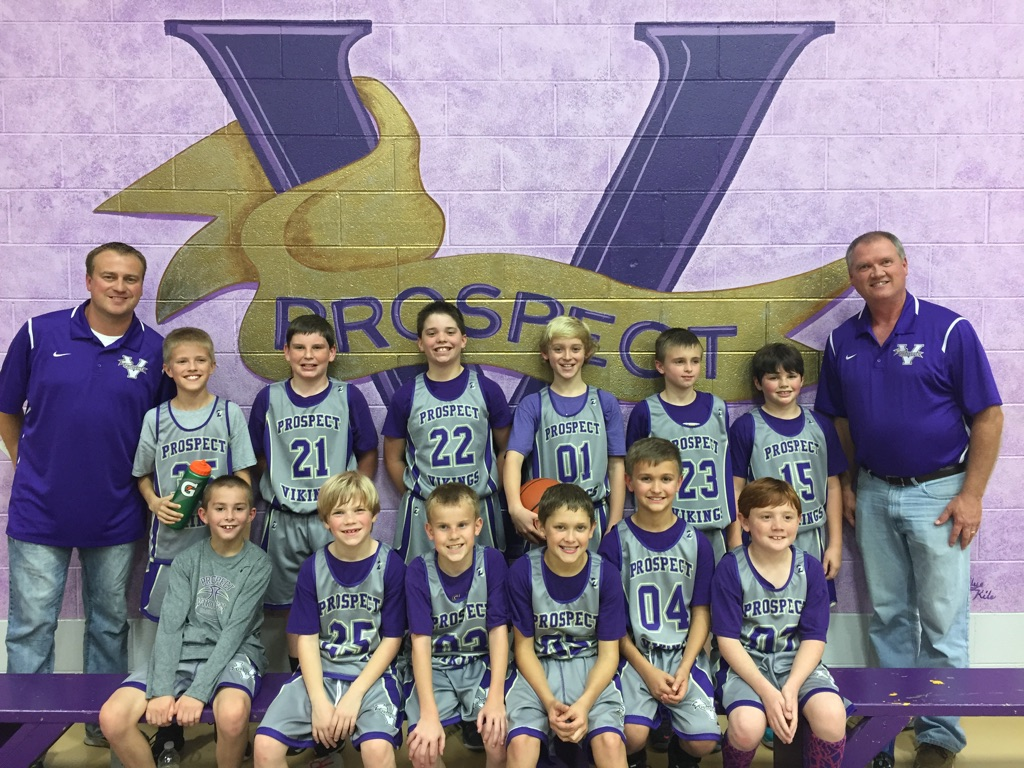 Prospect Viking Basketball
