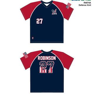 32043-21 Morrisville Baseball NAVY R4074