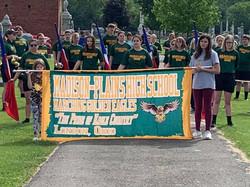 Madison-Plains HS Marching Band