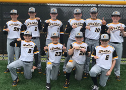 Congratulations Tribe 11U for winning the USSSA Turf Rings Classic