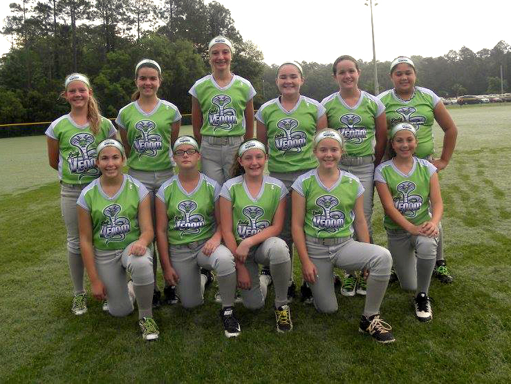 Lady Venom Softball