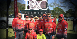 Bryan College Fishing Team