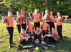 Incognito Girls 14U Softball