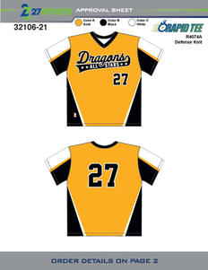 32106-21 Dragons Baseball 4 R4074A 142_P