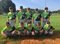 Arsenal Baseball 8U