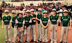 10U Meridian Eagles