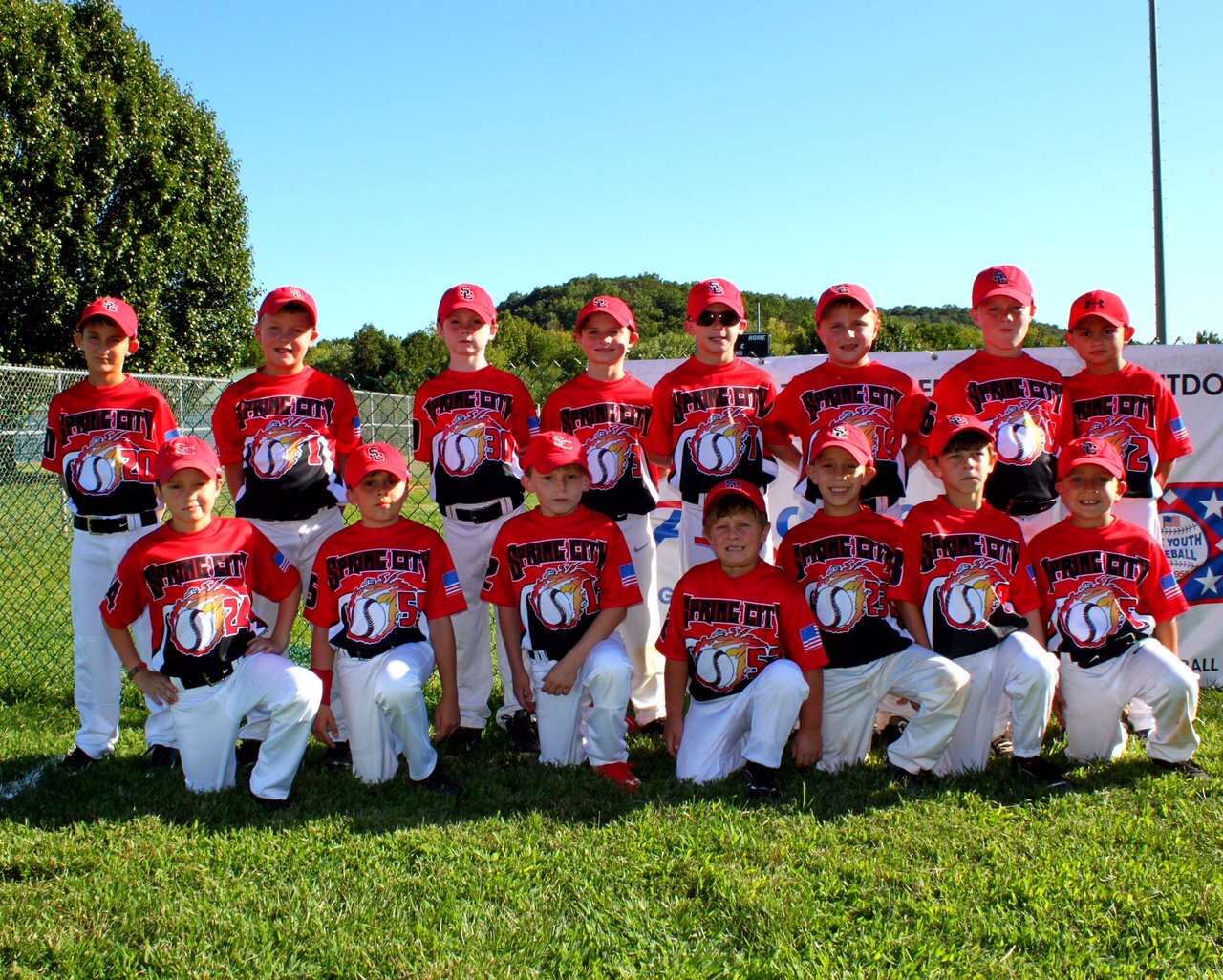 Spring City Dixie Youth Baseball