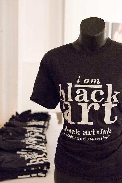 I Am Black Art T-Shirt