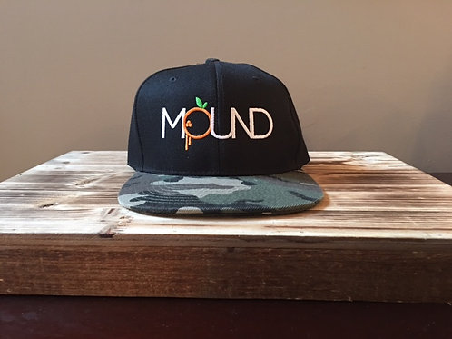 Mound Snapback