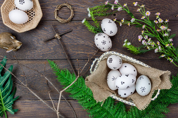 Join the 40-Day Feast HOW TO PREPARE AHEAD FOR EASTER