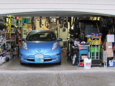 Garage Conversion - That car in your garage is costing you $1,100 per month
