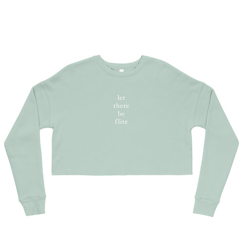 LET THERE BE FLITE_ Womens Sweatshirt