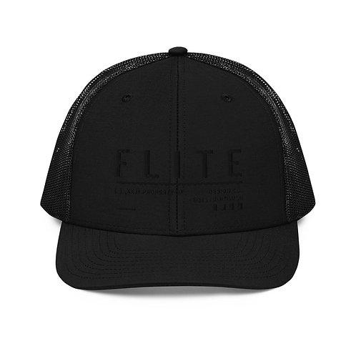 BLACKOUT_ Mesh Hat