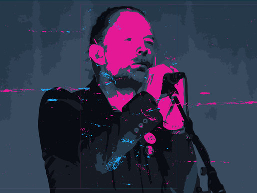 "Radiohead Frontman Thom Yorke's New Single a ""Psychedelic Horrorscape"""
