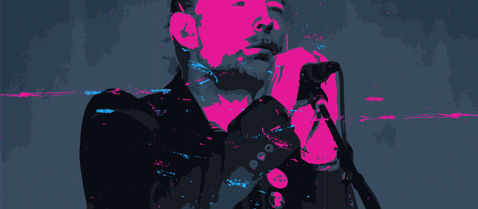 """Radiohead Frontman Thom Yorke's New Single a """"Psychedelic Horrorscape"""""""