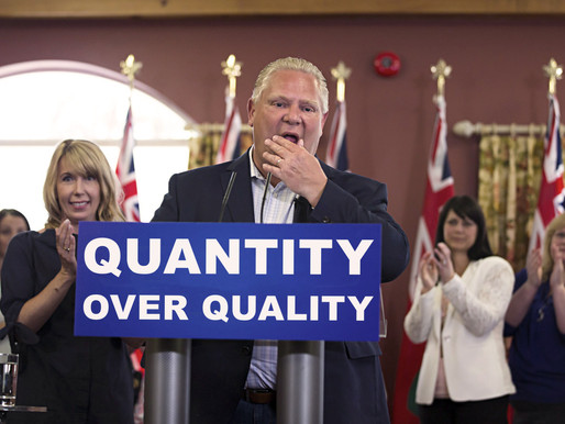 Doug Ford vs. Ontario Craft Beer