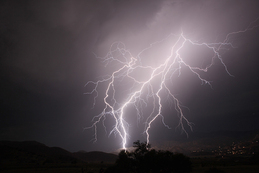 Kern Valley Lightning