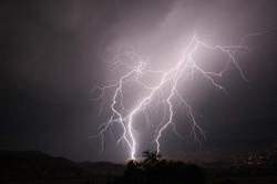 Kern Valley Lightning