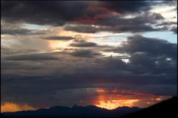 Green Valley sunset 2