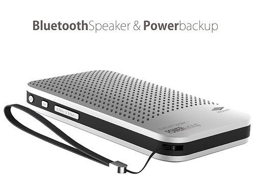 MeZone MX7 2-in-1 Bluetooth Speaker + Power Bank