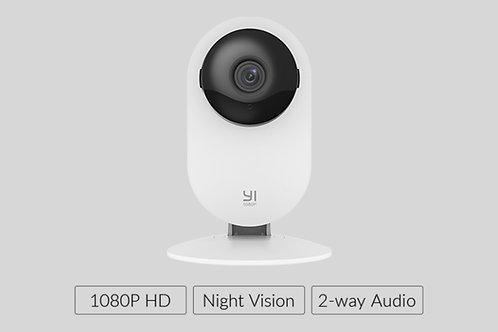 Yi HD Wi-Fi Video Monitoring Web Camera with Night Vision