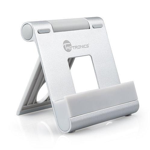 TaoTronics Universal Portable Aluminum Phone Tablet Pad Stand