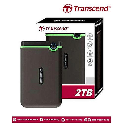 Transcend - Hard Drive Portable 3.0 SATA / 2TB