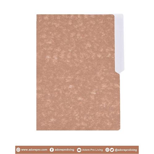 Kraft Folder / 14 Pts / A4
