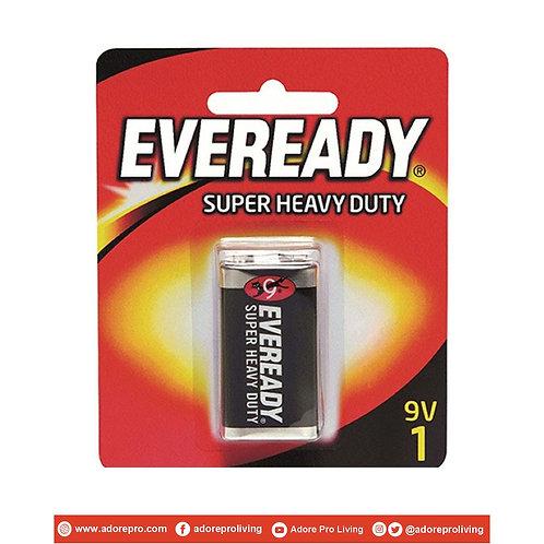 Eveready Super Heavy Duty Battery / 9V