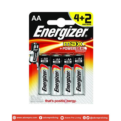 Energizer Max Battery / AA