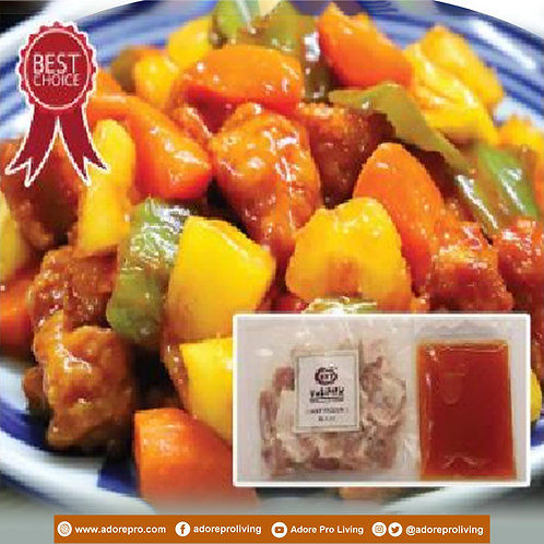 Frozen Sweet & Sour Spareribs / 300G