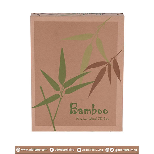 BAMBOO PREMIUM Paper 70 Gsm / S-20 / Letter