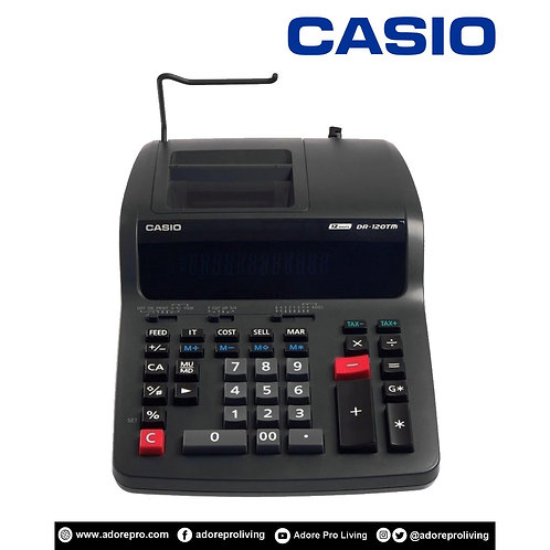 Casio DR-120