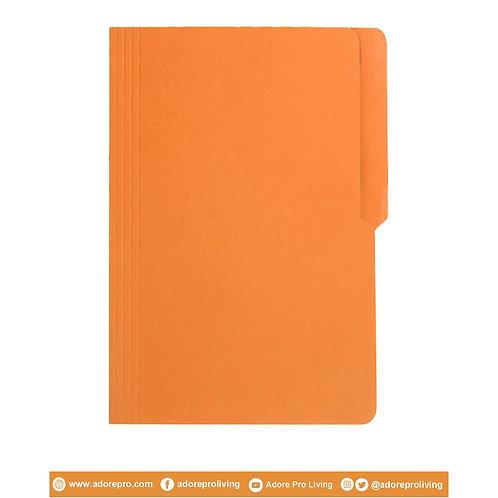 Colored Folder / 11 Pts / Legal / Orange