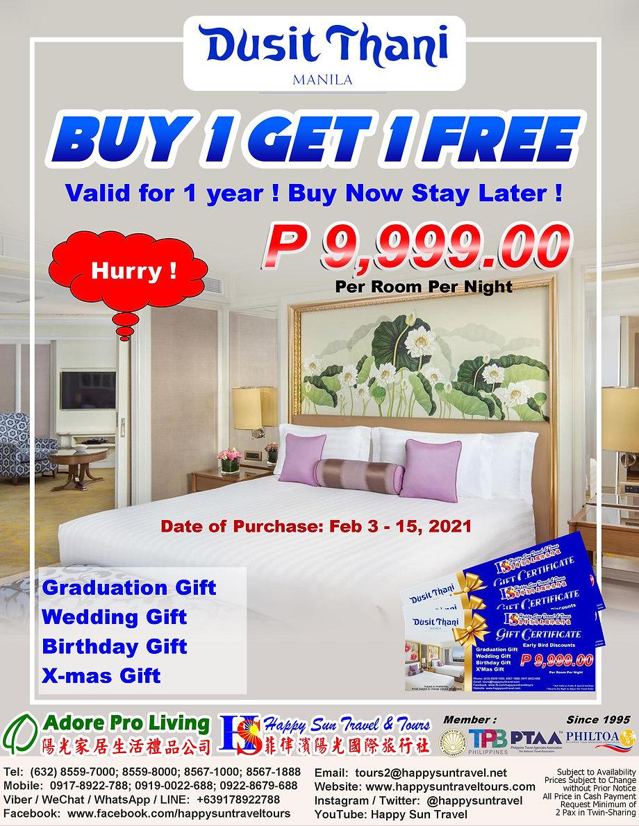 210203_B1T1 Dusit Thani Hotel Makati Onl