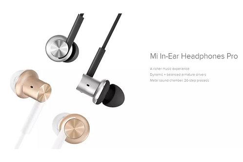 Mi Hi-Res Audio HiFi Piston Hybrid In-Ear Headphone Pro