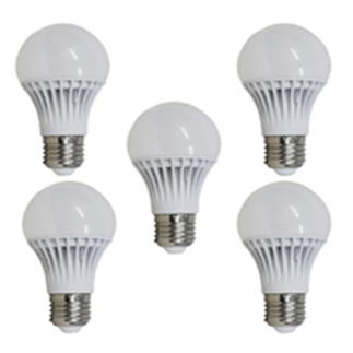 GES LED Residential Bulbs MECQ - 9WT (Set of 5)