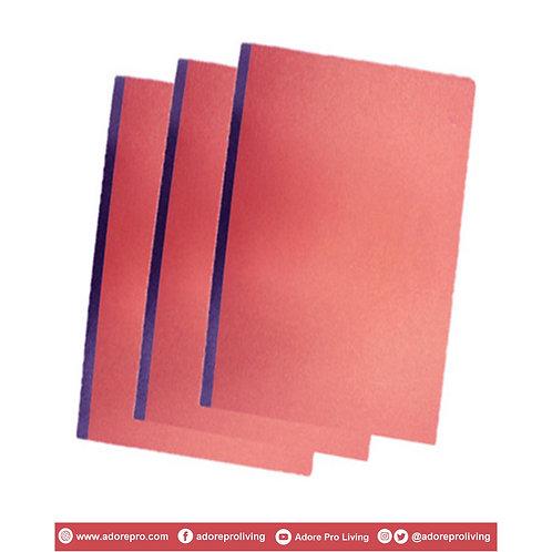 Pressboard Folder US / Legal / Maroon