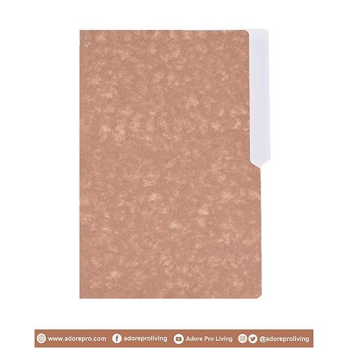Kraft Folder / 14 Pts / Letter