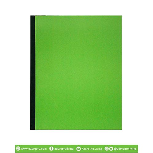 Pressboard Folder US / Short / Green