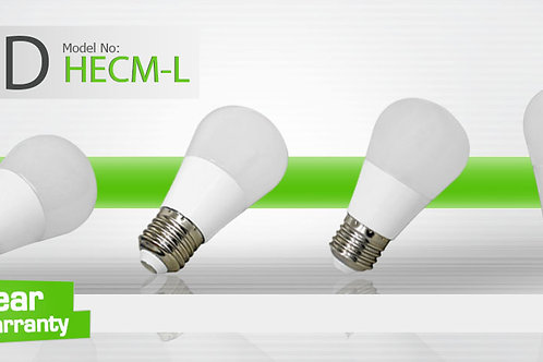 GES LED Residential Bulbs HECM - 3WL (Set of 5)