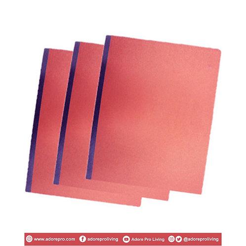 Pressboard Folder US / Letter / Maroon
