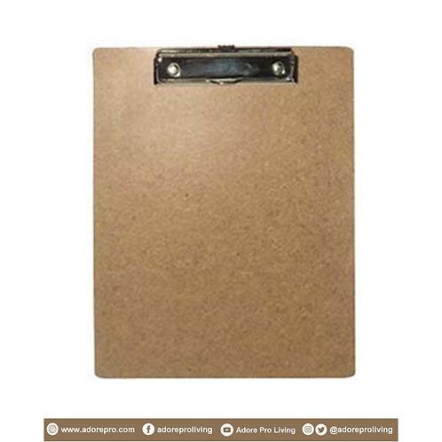 Wooden Clipboard Lawanit / Letter