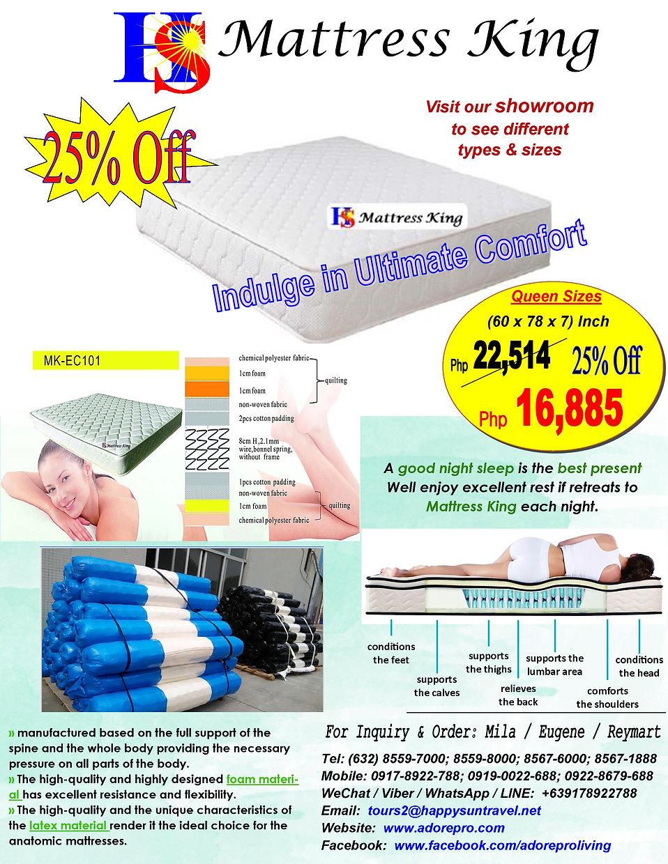 MattressKing_MK-EC101_QueenSize_Sales(25